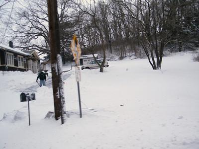 Snow Storm, Barnesville (2-26-2010)