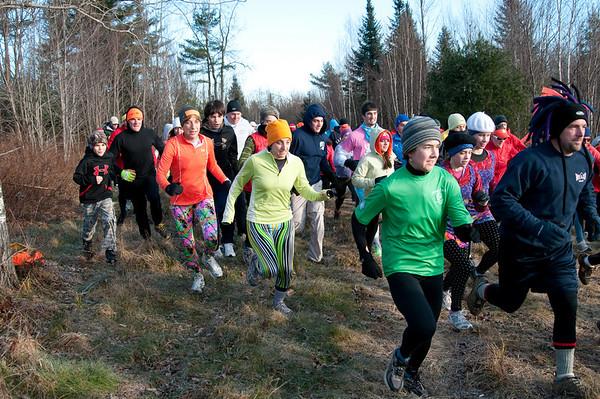 2010 Severance Trail Run
