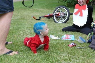 Kiddies Day Parade