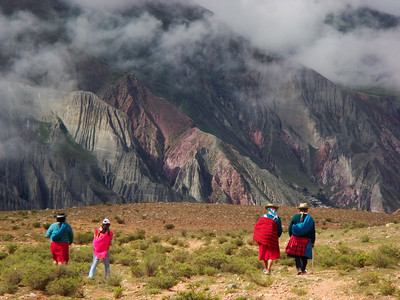 No Se Va Chaqueño, Chaqueño No Se Va!    (Andean Northwest, Argentina)