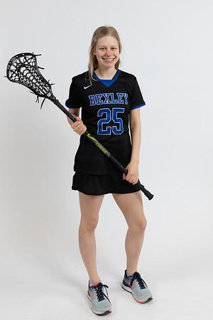 Girls Lacrosse Individual Photos