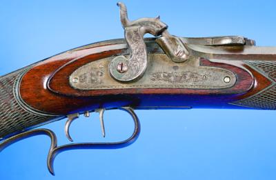 Patent half stock sporting rifle (NSN) 5