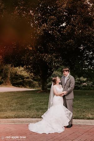 Anna + Caleb Wedding