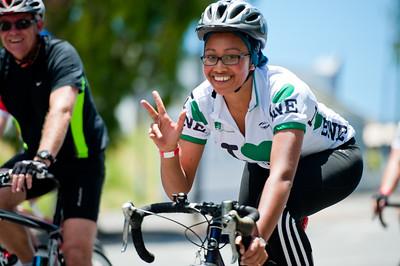 Extra Photos - Queensland Ride Relief, led by Lance Armstrong, Robbie McEwen & Allan Davis; Brisbane, Queensland, Australia; Monday 24 January 2011. Photos by Des Thureson - http://disci.smugmug.com