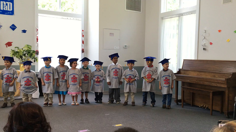 20160610 083 Community Montessori School graduation.MOV