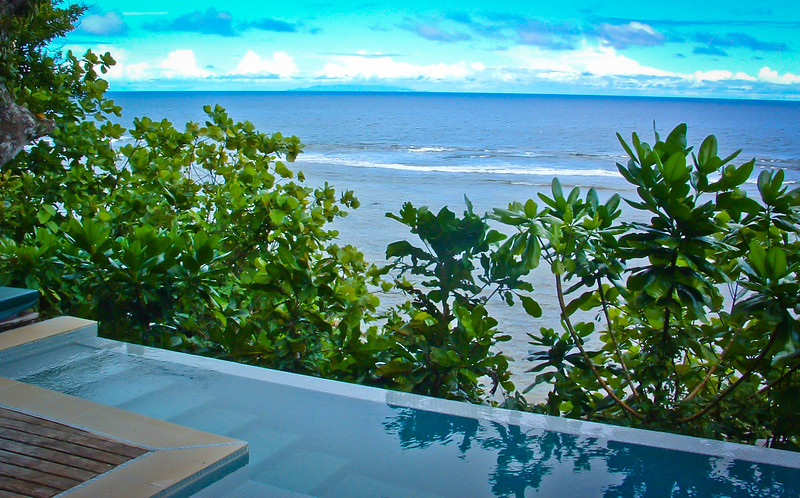 Fiji Infinity Pool