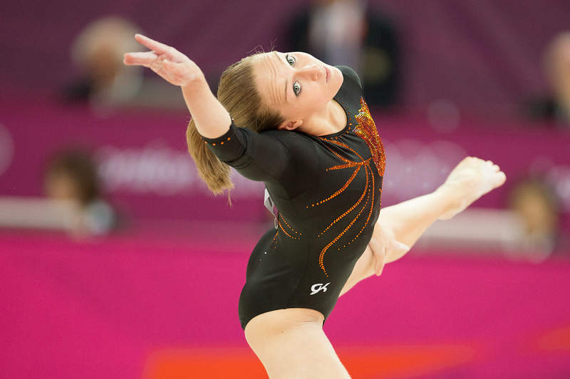 __02.08.2012_London Olympics_Photographer: Christian Valtanen_London_Olympics__02.08.2012_D80_4483_final, gymnastics, women_Photo-ChristianValtanen