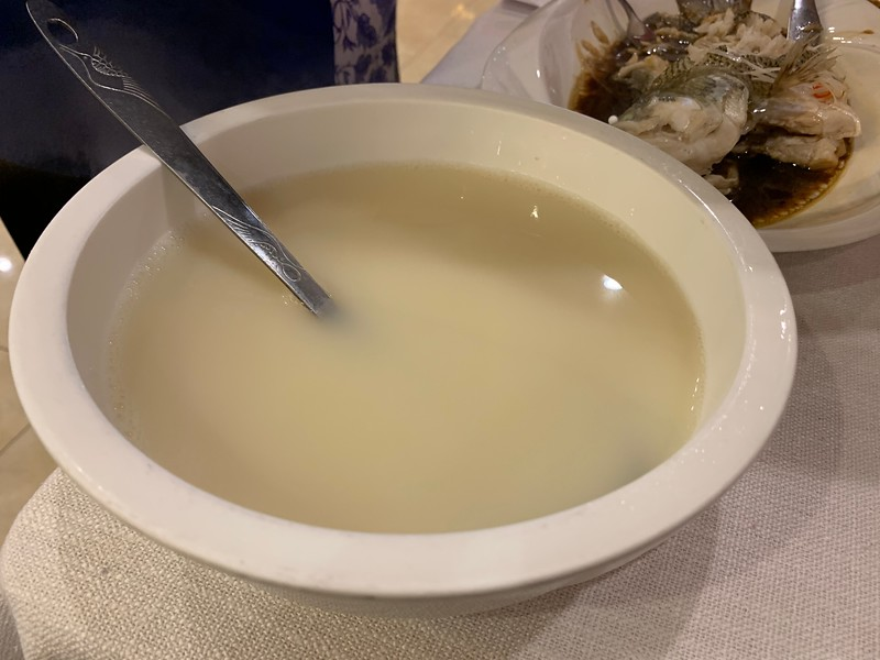 Roast Peking Duck Soup