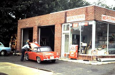 Mordehai July Aug 1970