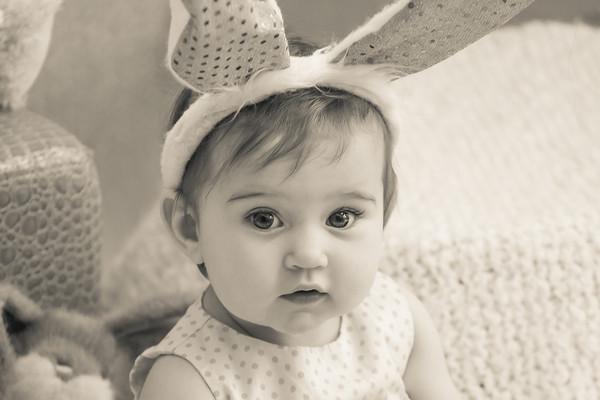 Natalie {9 Months}