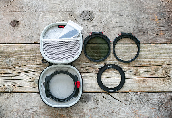 Haida M10 Filter System Holder Review