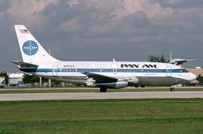 Pan Am - Pan American World Airways