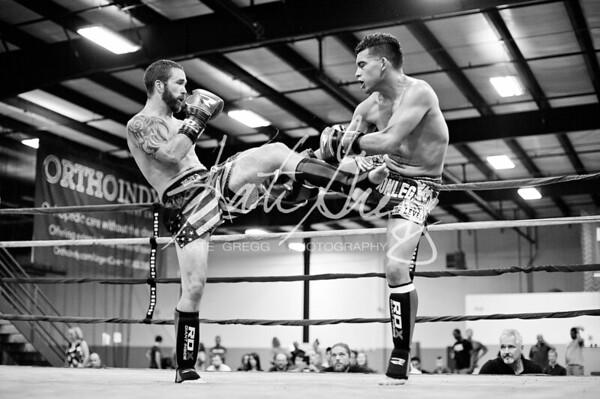 Shawn Disponette vs Carlos Moran
