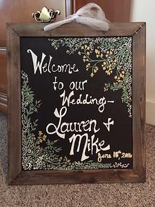 Mike & Lauren 2016 - pix by friends
