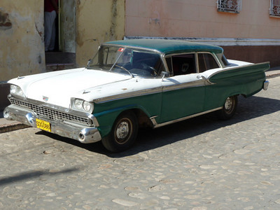 Cuba: Old cars (2011)