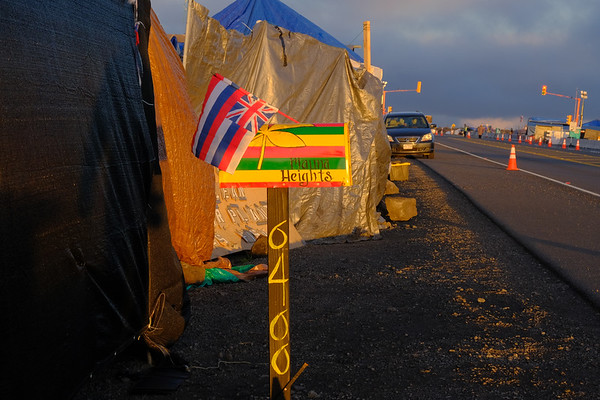 Mauna Kea TMT Protest