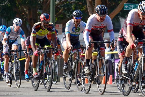 Oakland Grand Prix Bike Race