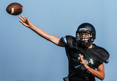 20140814 - Woodstock North football Practice (KG)