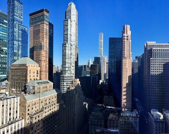 USA chapter: New York getaway