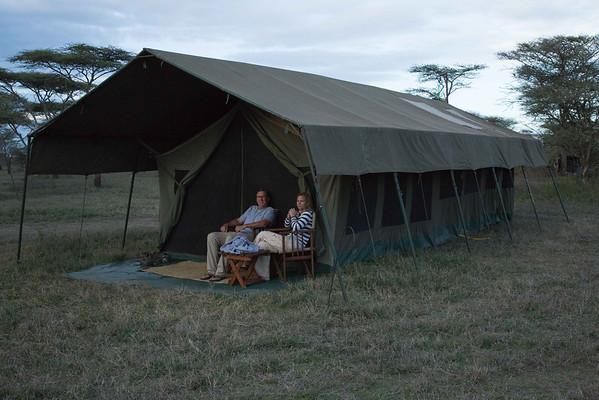 4.  Serengeti Camp
