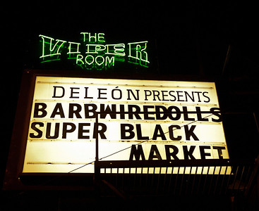 BarbWire Dolls @ The ViperRoom