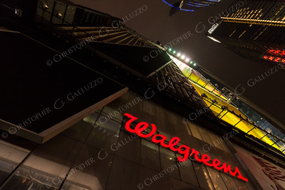 Earth Hour - Walgreens