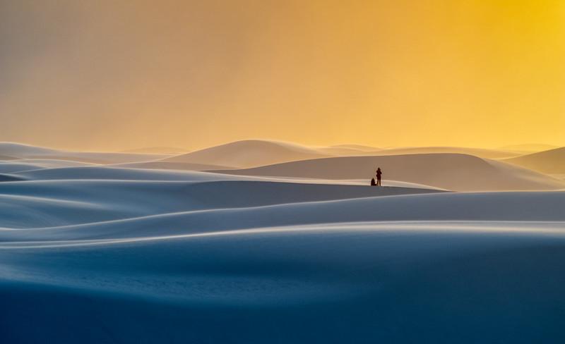 White Sands National Monument, 2018