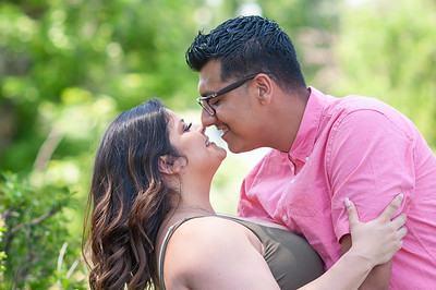The Engagement of Yesenia & Daniel