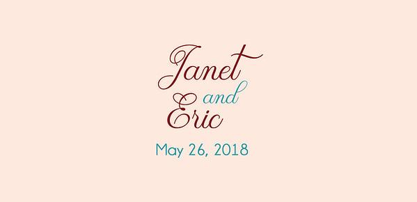 Janet & Eric 5.26.18