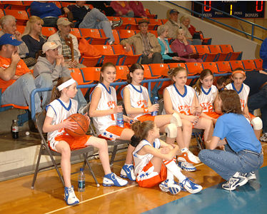 2006 Marshall County Little Hoopfest