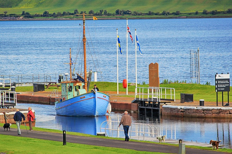 Caledonian Canal – Clachnaharry