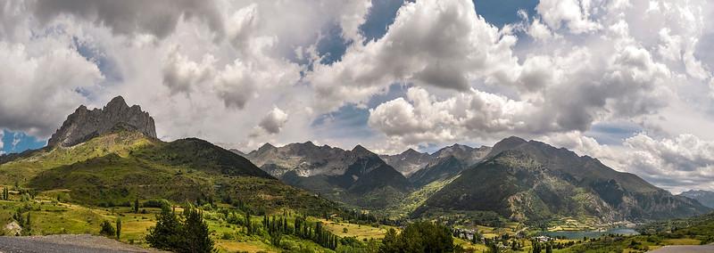 Pyrenees, Spain - 2010