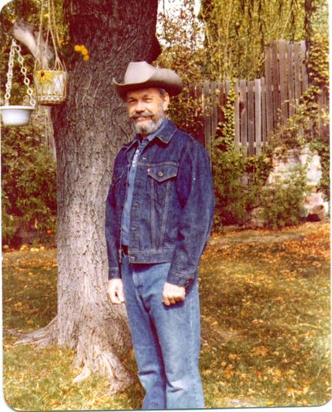 Wayne in our Backyard, 1980,  .jpg