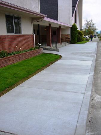 Faith Reformed Church Sidewalk Restoration