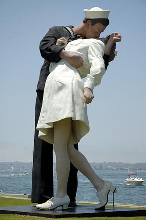 San Diego Harbor, 07/04/2007