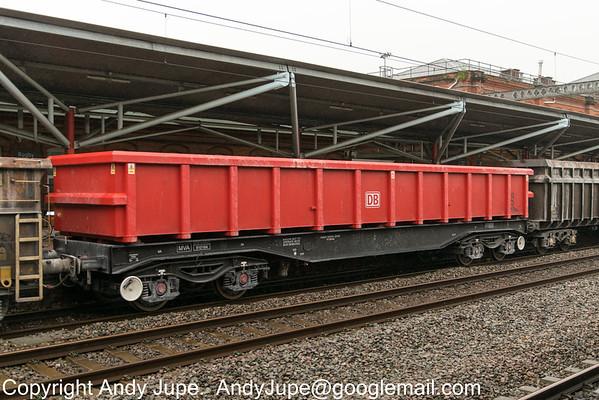 MVA - Bogie Box Wagon