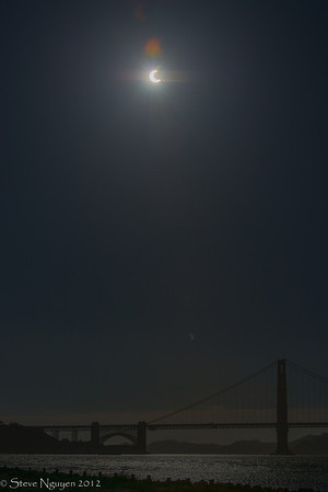 Annular Solar Eclipse 5-20-12