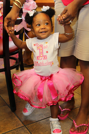 Lauryn's 1st Birthday