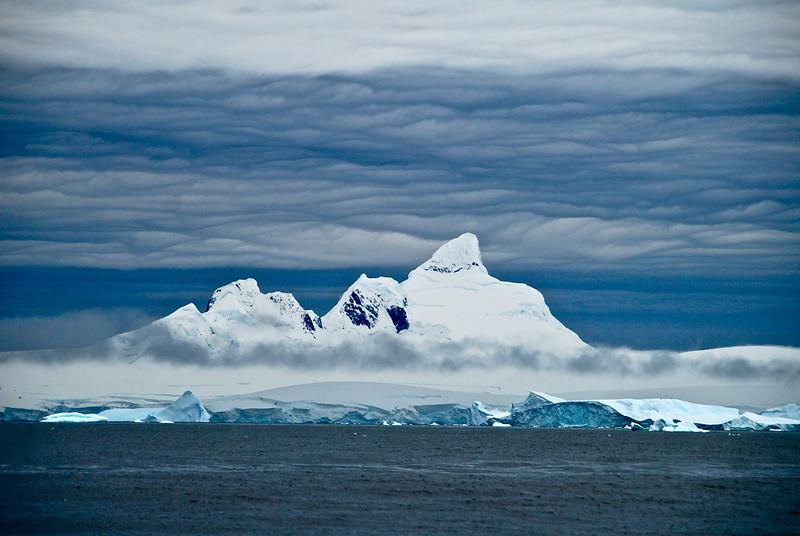 Landscape, Antarctic Peninsula 2010 ak