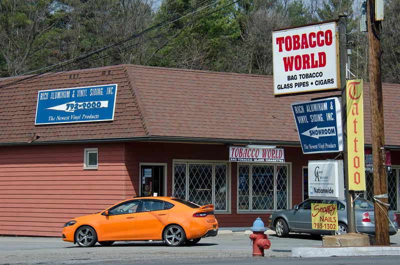 Tobacco World