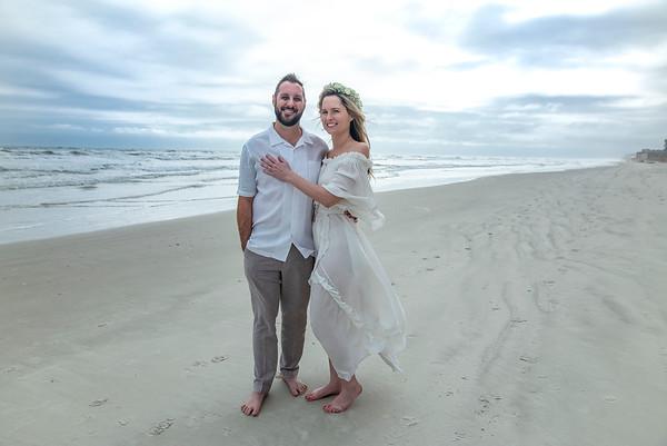 Ryan's Beach Wedding