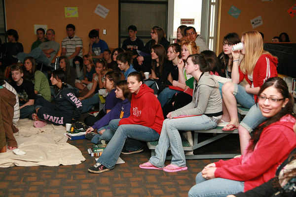 2007 RTHS POETRY COFFEE HOUSE