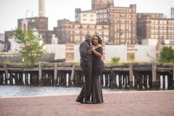 Sonyia and Lamonte's Engagement