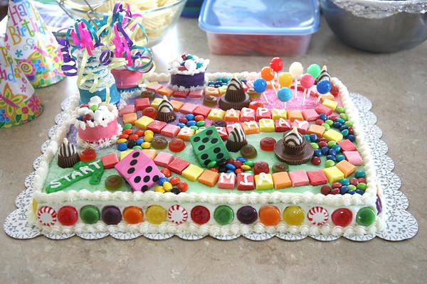 Mia's Birthday