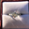 1.32ct Old European Cut Solitaire by Vatche, GIA I VS 22