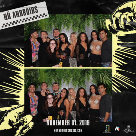 Nu Androids 11/1/19