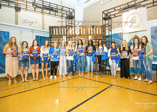 Girls Basketball Banquet 29 Mar 2019