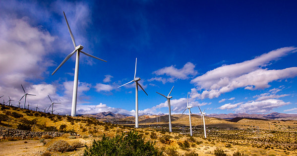 Palm Springs - Windmills