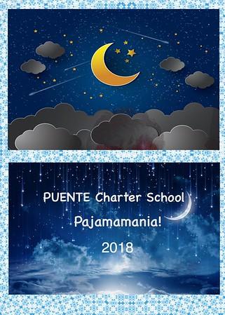 PUENTE  Pajamamania 2018