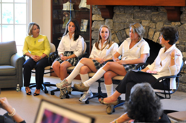 Reunion 2010: Alumnae Panel and Harpeth Hall Today
